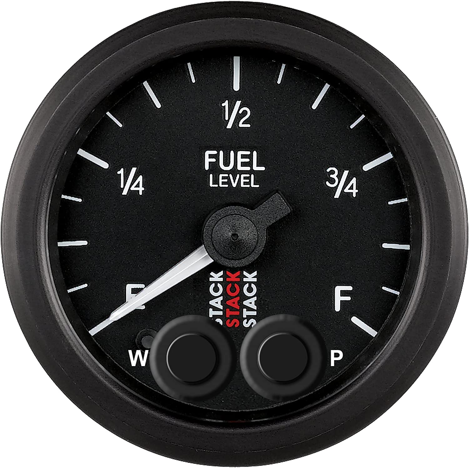 Stack Professional Fuel Level Stepper Motor Gauge