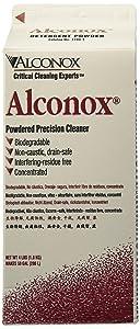Alconox 1104 Powdered Precision Cleaner, 4 lbs Box (Case of 9)