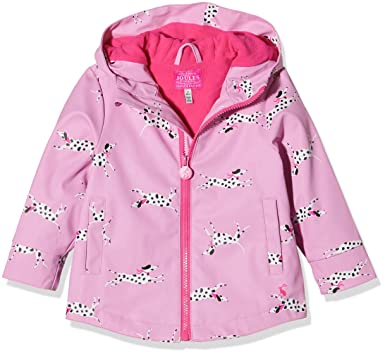 a6d7961ba319 Amazon.com  Joules Girls  Raindance Rubber Coat  Clothing