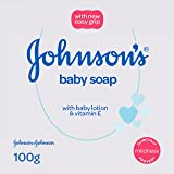 Johnson's Baby Soap 100g