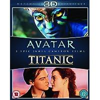 Avatar & Titanic 3D Blu-ray Double Pack