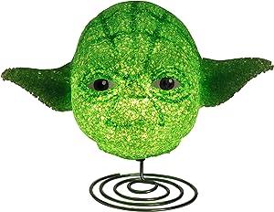 Disney Star Wars Yoda Figural EVA Lamp