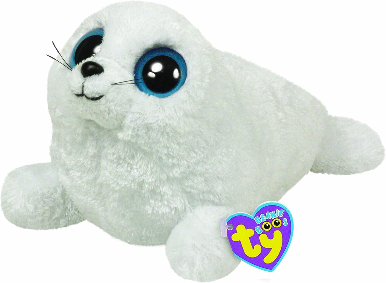 Alaska Stuffed Animals, Amazon Com Ty Beanie Boos Iceberg 13 Plush Toys Games