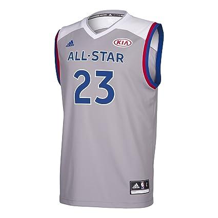 newest d77d9 3b140 Buy NBA Cleveland Cavaliers Men's 2017 All Star Replica ...