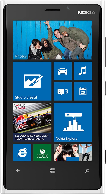 Nokia Lumia 920 - Smartphone libre Windows Phone (pantalla 4.5 ...