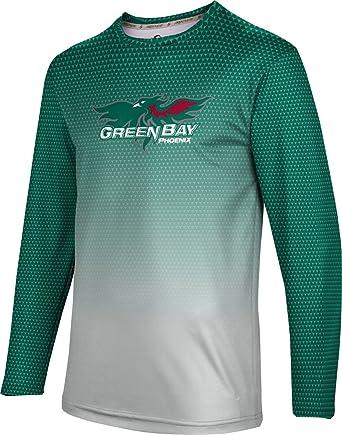 ProSphere University of Wisconsin Green Bay Men s Long Sleeve Tee - Zoom r1 b4e02666f
