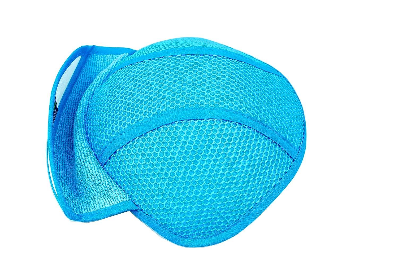 MegaTrue 3PCK Hard Hat 3D Air Mesh Insert Cooling Pad New Design