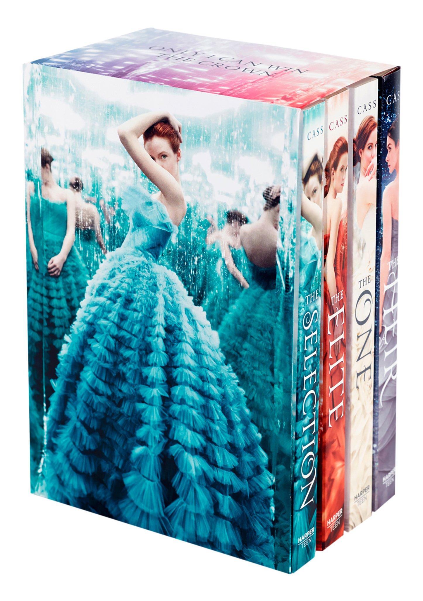 Selection 4 Book Box Set Elite product image