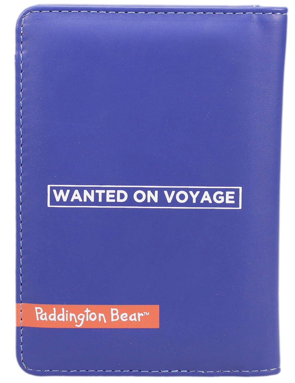 Porte-Passeport Paddington Bear Beefeater