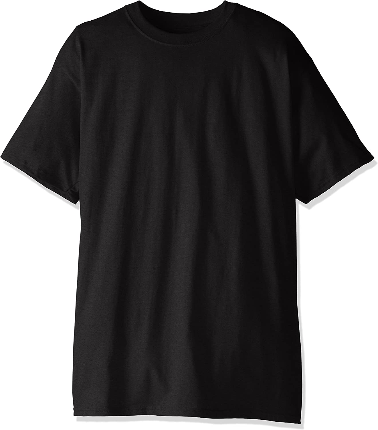 Hanes Men's Size Tall Short-Sleeve Beefy T-Shirt (Pack of Two) |