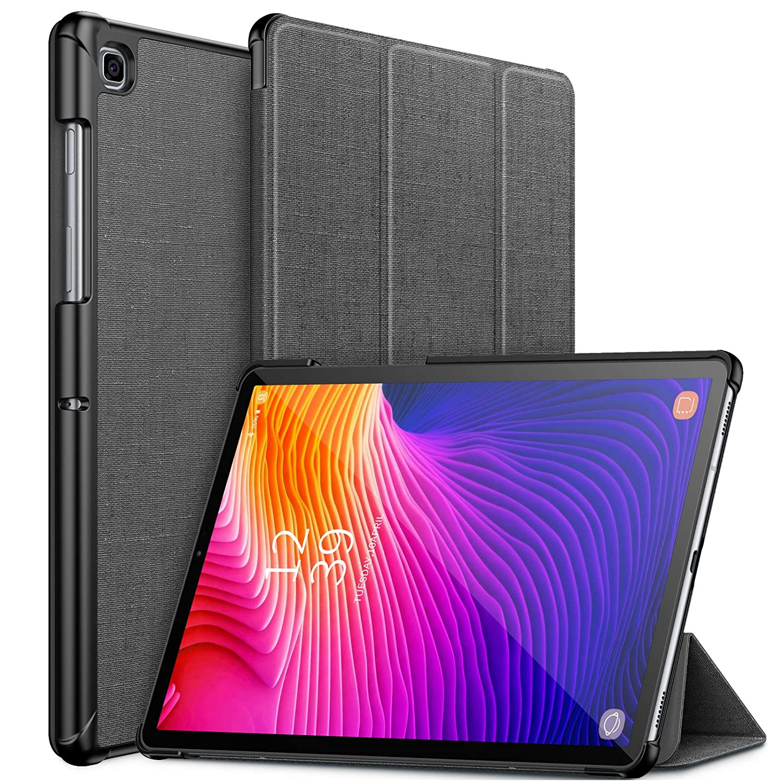 Funda Para Samsung Galaxy Tab S5e 2019 Protectora, Gris