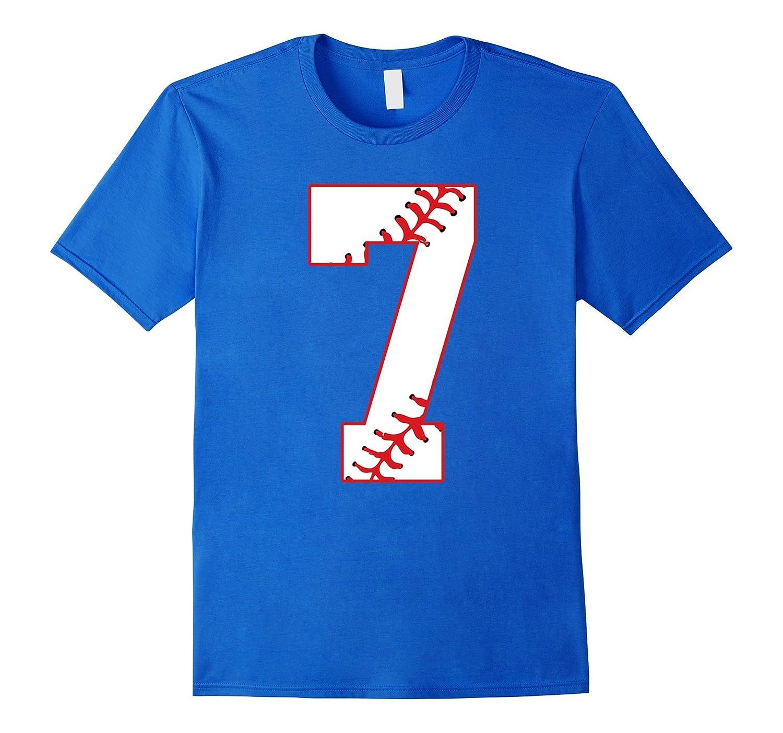 Cute Seventh Birthday Party 7th Baseball T Shirt Born 2010 BN