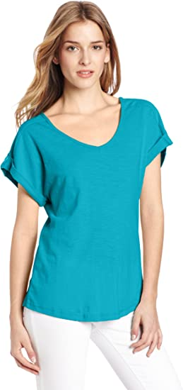 Dickies Womens Muscle Tank Shirt with Full Shoulder Coverage