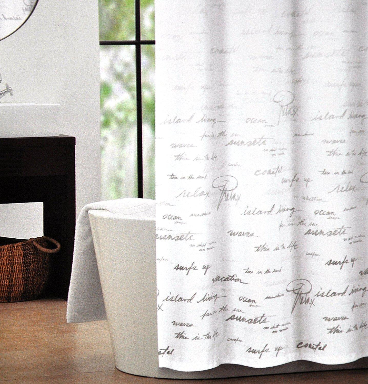 designer shower curtains for bathroom. Black Bedroom Furniture Sets. Home Design Ideas