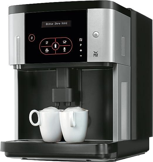 WMF 800 - Cafetera de espresso automática, color negro: Amazon.es ...
