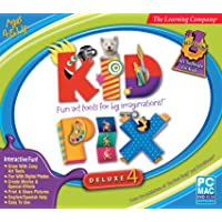 Kid Pix Deluxe 4 Home Edition