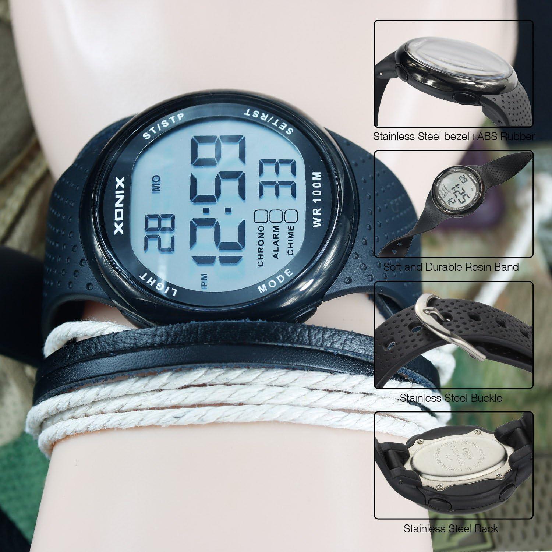 Casio Men s DW6900CB-8 G-Shock Pink Digital Dial Chronograph Watch