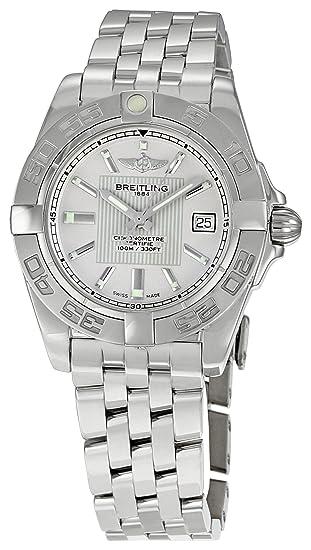 Breitling Galactic Reloj de mujer cuarzo 32mm correa de acero A71356L2/G702SS