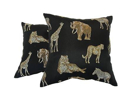 Newport Layton Home Fashions  Pack Zoolander Pillow Black