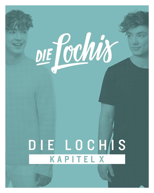 Die Lochis | Kapuzenjacke LCHVRSM LIMITED EDITION