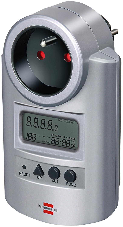 Brennenstuhl 1506601 Primera-Line Wechselstromzä hler 230 V 50 Hz 16 A 3600 W