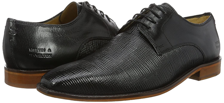 Melvin&Hamilton Alex 1, 1, 1, Zapatos de Cordones Derby para Hombre 53ffc9