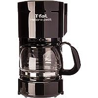 T-Fal Heloria petit Cafetera de 4 Tazas, color Negro, 0.6 litros
