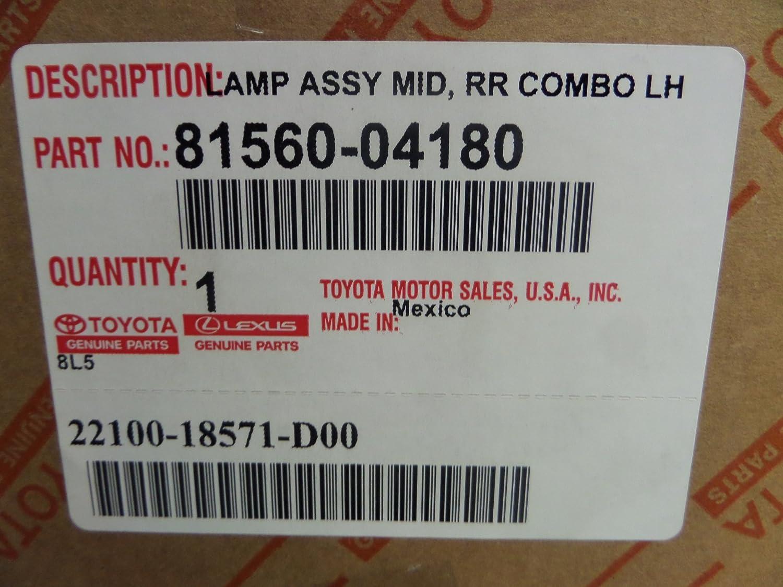 TYC 20-9869-00-1 Head Lamp