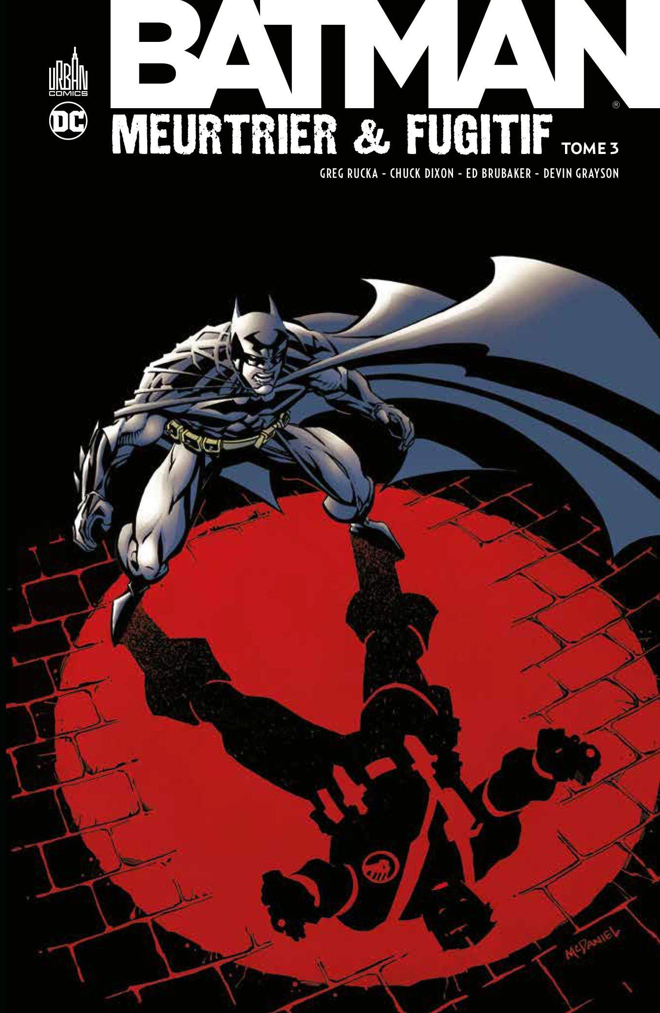 sortie comics batman
