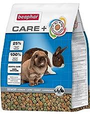 Beaphar - Care+ alimentation super premium - lapin sénior - 1,5 kg