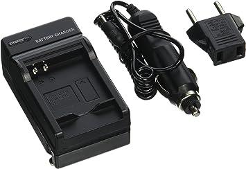 Cargador de batería de alimentación para Canon IXUS 30 40 50 55 60 65 70 75 cb-2lve nb-4l