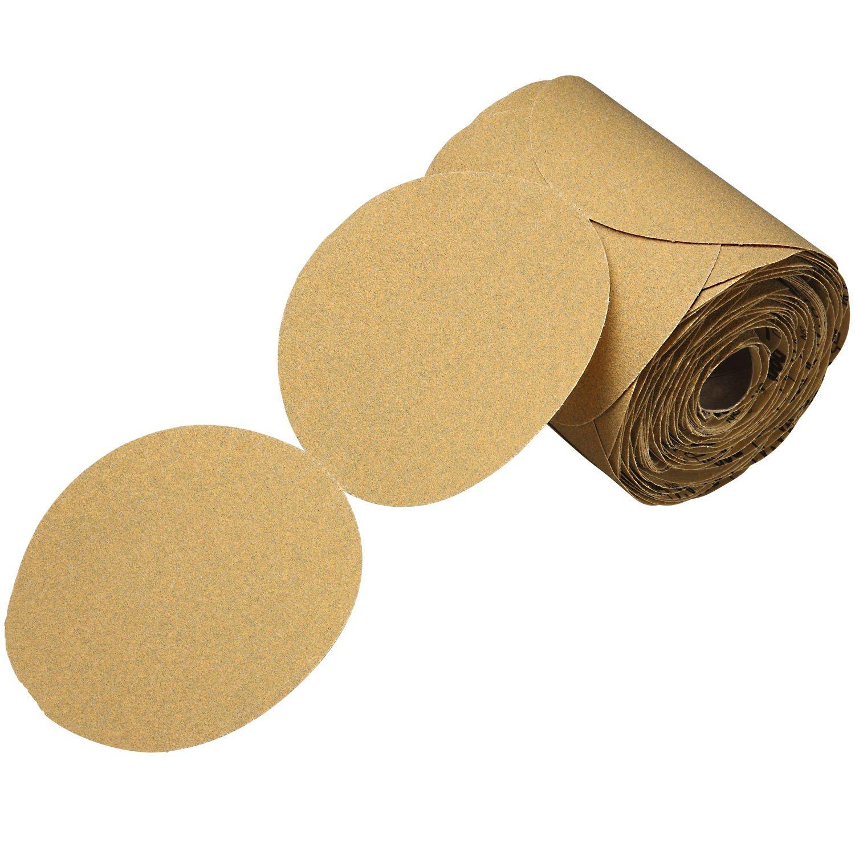Disc Rolls-Gold Stikit 6 P180 75//Roll 12//Cs