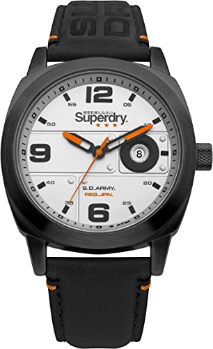 Relógio masculino Superdry modelo SYG236BB (45mm)
