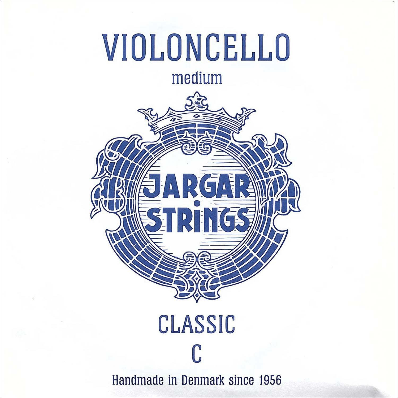 Jargar Jar3822 4/4 Cello C String Medium Chrome steel