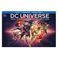 Deals on DC Universe 10th Anniversary Collection 30-Movies HDX Digital