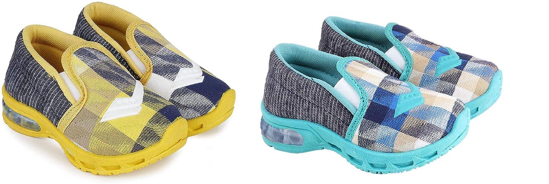 LEVOT Casual Multicolor Shoes Age-Group