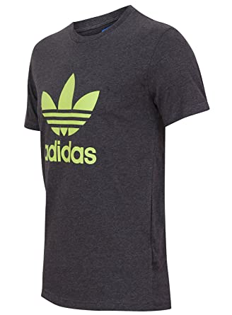 Crew Casual Herren Adidas Originals Neck Shirt Basic Retro T