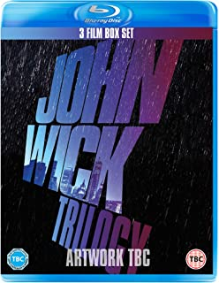 John Wick: Chapters 1 & 2 Blu-ray + Digital Download 2017: Amazon co