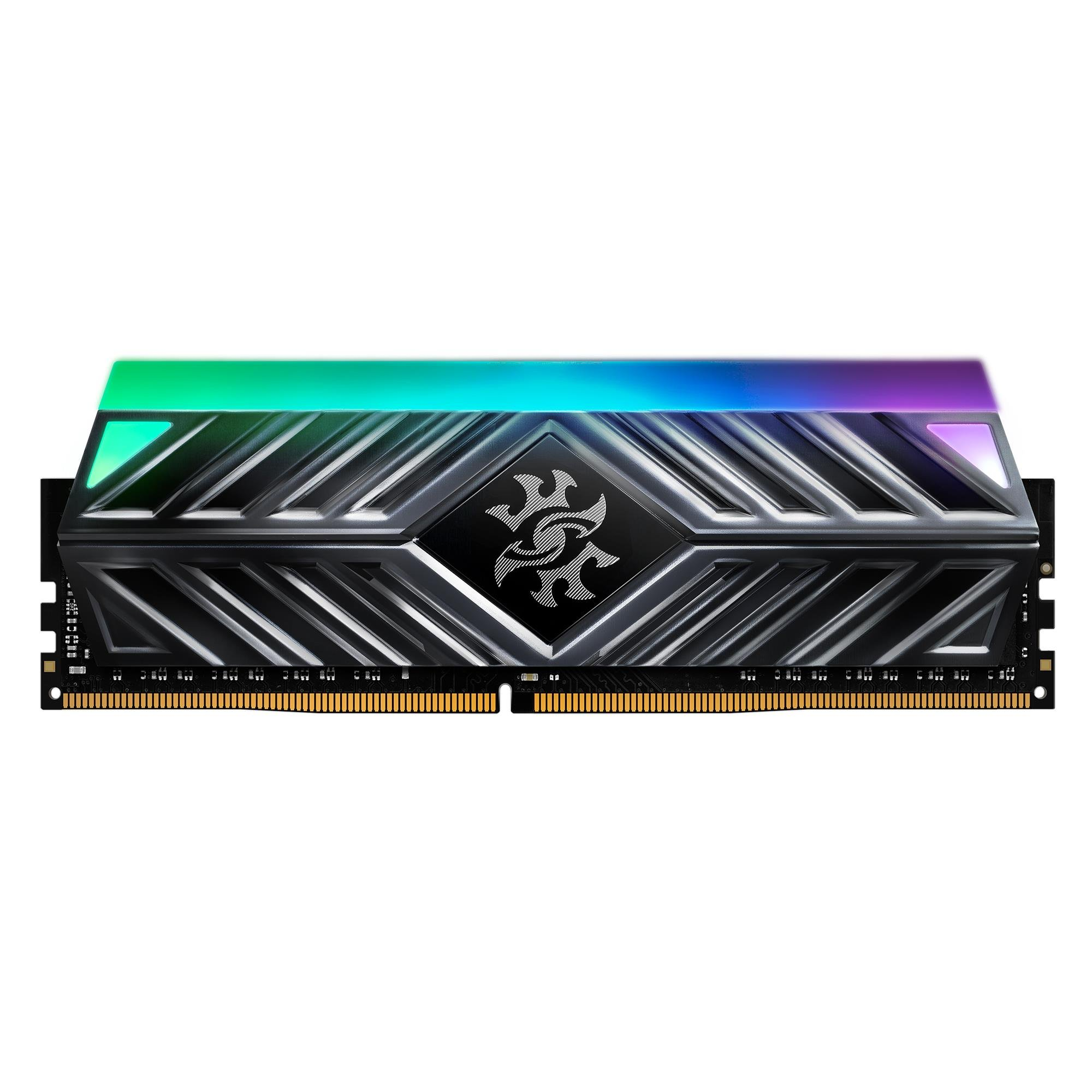 Memoria RAM 16GB XPG Spectrix D41 DDR4 RGB 3000MHz (2x8GB) 288-Pin PC4-24000 U-DIMM Retail Kit Grey (AX4U300038G16-DT41)