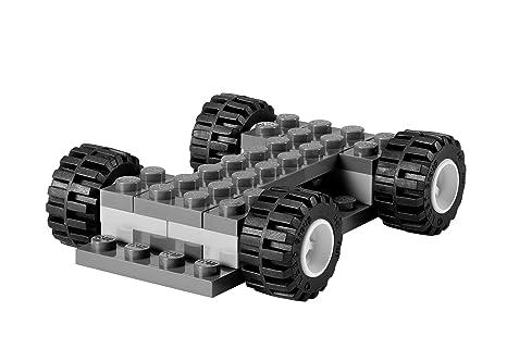LEGO®  4 education Räder Achsen Set 9387 286 Teile Basic