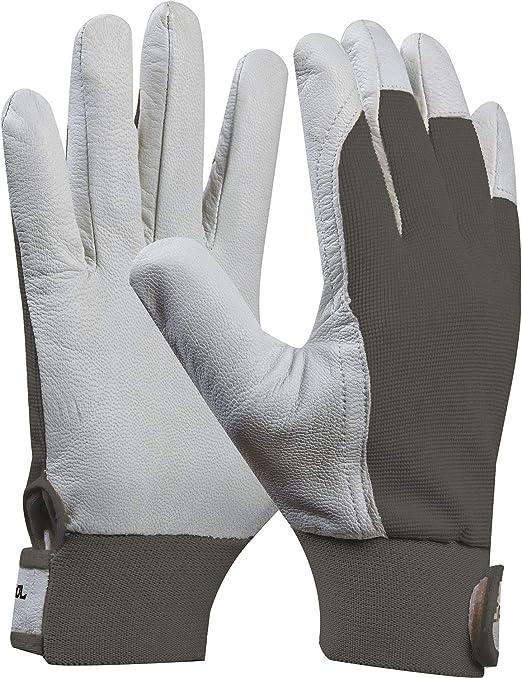 Handschuhe Arbeitshandschuhe Gartenhandschuhe Kunstleder Garten Größe 10,5 Neu