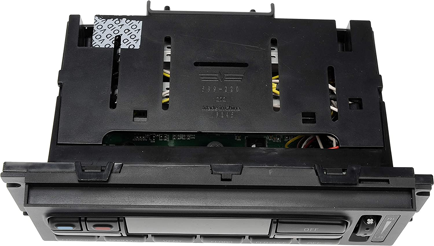 Dorman 599-220 Climate Control Module for Select Ford//Mercury Models