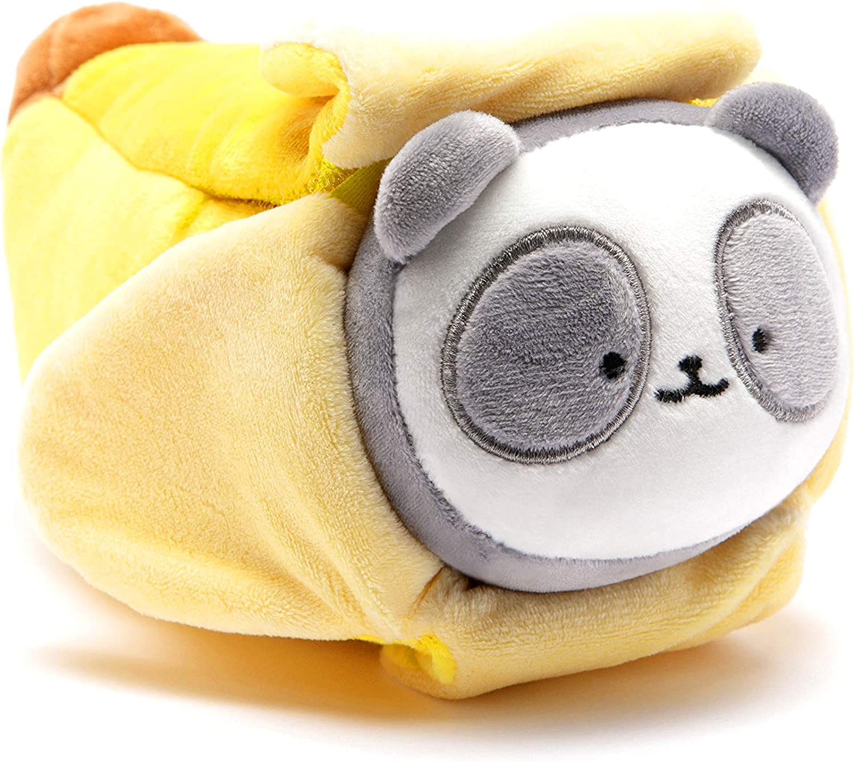 Anirollz Plush Doll Pandaroll with Banana Blanket Cool Plush Toy