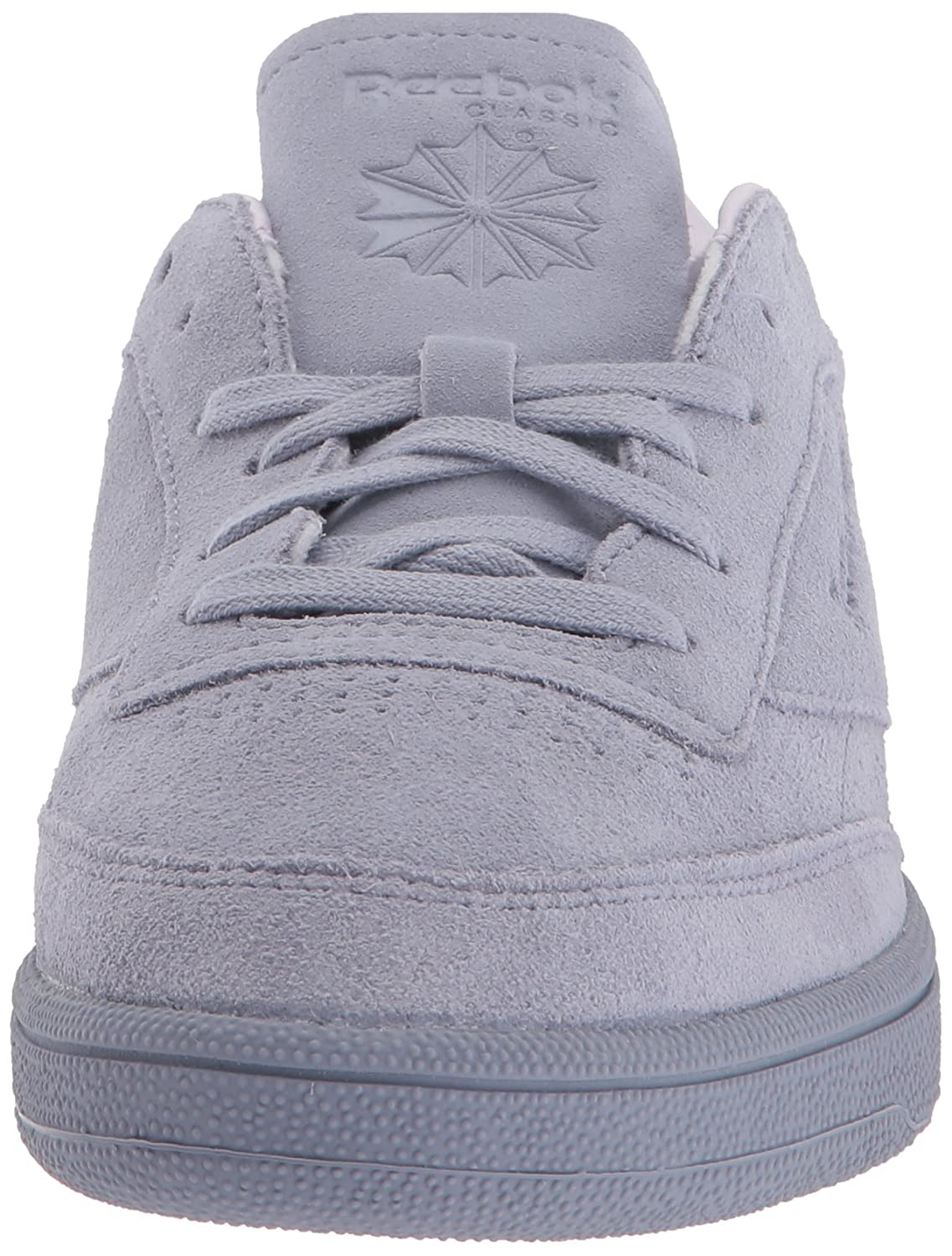 Reebok Women's Club C 85 NBK Sneaker B071WDBBFT 8.5 B(M) US|Purple Fog/Quartz