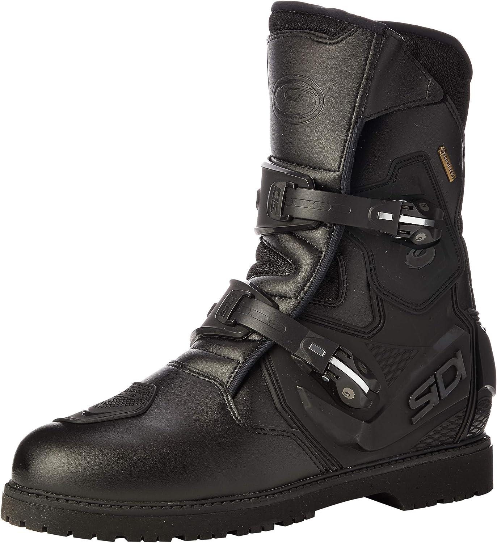 10, Black Sidi Adventure 2 Gore-Tex Mid Boots