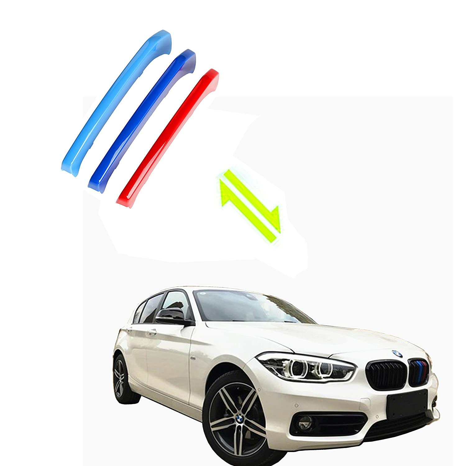 For BMW 2011-2017 3GT,9 Beams