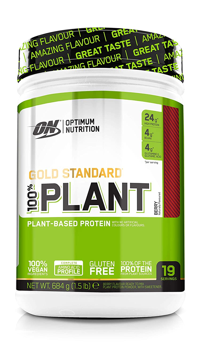 Optimum Nutrition 100% Whey Gold Standard - Enzyme Free Double Rich Chocolate - 3160 gr