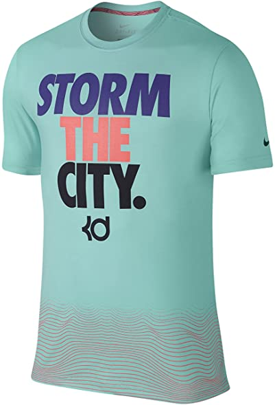 Nike Kevin Durant KD State of Mind Storm the City Dri-Fit Tri-Blend