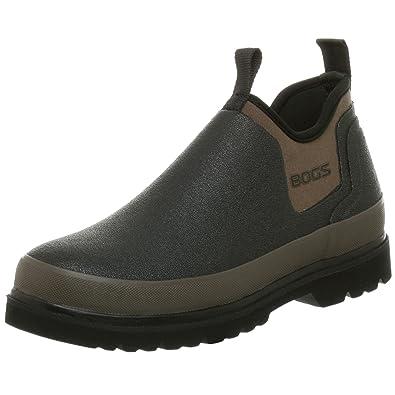 Bogs Men's Tillamook Bay Camo Slip On, Brown, 17 D(M) US