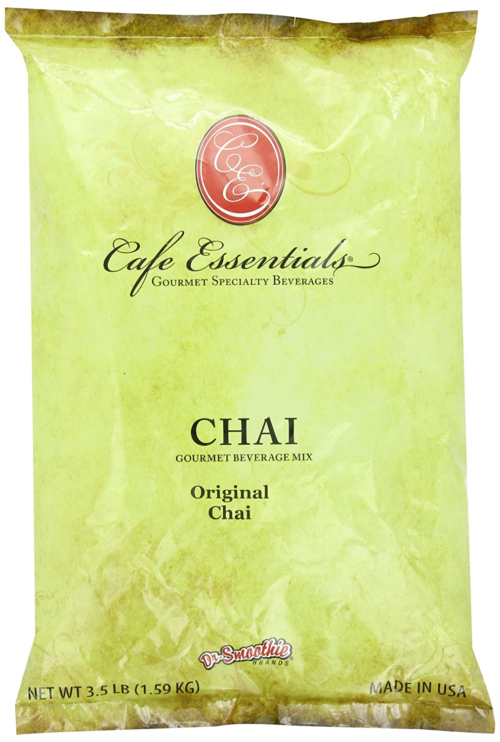 Café Essentials Chai Original, 3.5 Pound Bag